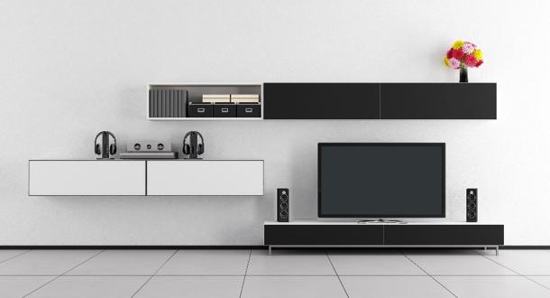 Van speakers naar soundbar