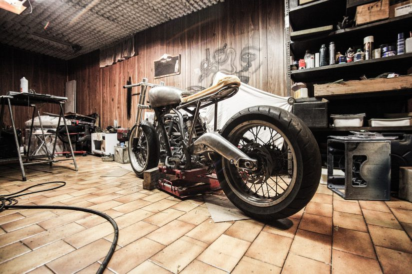 Pimp jouw motorfiets